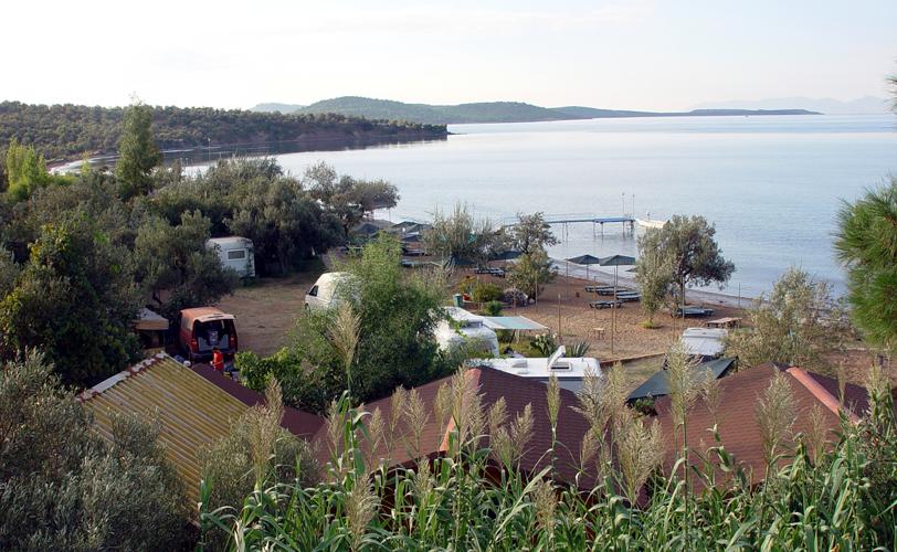Cunda Ada Camping